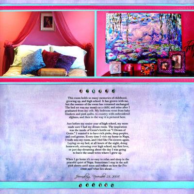 A Girl's Room Side2