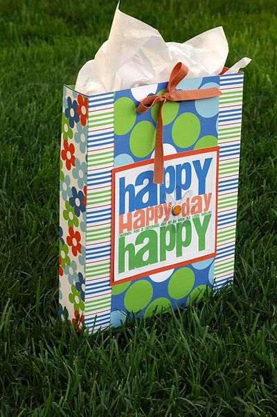 HappyDay gift bag