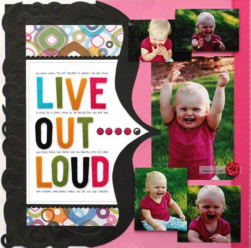 Live out loud_KI