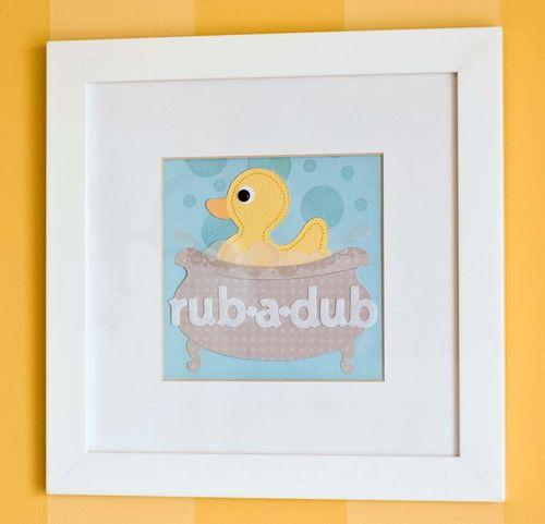 Rub-a-dub Ducky